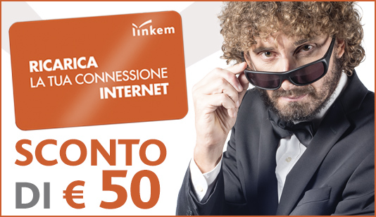 Ricaricabile Promo 50€